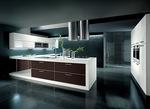 Големи кухненски мебели по поръчка