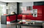 Дизайнерски големи кухни