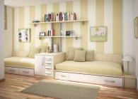 Компактна детска стая