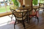 Екзотични столове от бамбук
