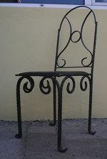 производство на столове от ковано желязо