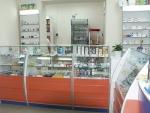 Търговски щандове за аптеки по поръчка