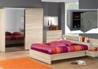 Спален комплект с вграден Сейф ASK 30