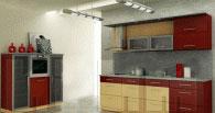 Модерна кухня с дължина 4,10 м