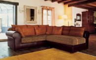 Класическа италианска мека мебел