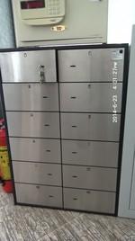 Метална касета за ценности с ляво или дясно отваряне на вратата