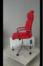 много модели на червени офис столове